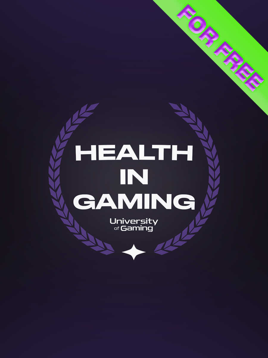 Health in Gaming